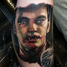 12 best dusk to dawn tattoos images on pinterest horror tattoos thealexwright find this pin and more on dusk to dawn tattoos maxwellsz