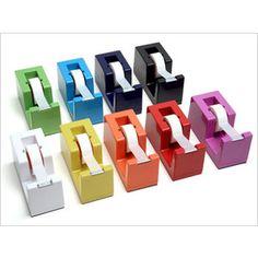 Cool office supply ideas- tape dispenser