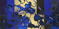 Artists - Robert Kushner > Kushner - Morning Glories II
