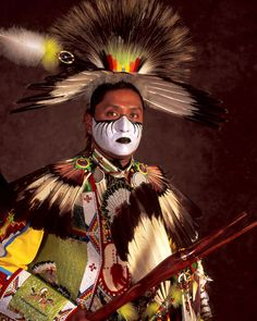 Ben Marra Images along the Red Road Traveling Native American Indian Photography Exhibition for Museums Native American Face Paint, Native American Warrior, Native American Images, Native American Regalia, Native American Beauty, American Indian Art, Native American History, American Indians, American Symbols