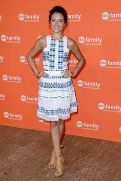 Italia Ricci- love this dress!
