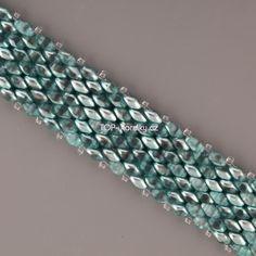 SuperDuo beaded bracelet tutorial