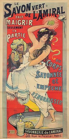 Vintage French Posters, Vintage Travel Posters, French Vintage, Soap Advertisement, Spanish Gypsy, Gypsy Girls, Art Nouveau, Ex Libris, France