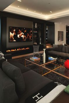 35+ Marvelous Modern Living Room Decor Ideas #livingroom #livingroomdecor #livingroomdecorideas