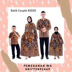 Setelan Model Baju Gamis Batik Couple Keluarga Sarimbit Terbaru Untuk Kondangan Batik Couple 2020 Batik Couple, Couples, Couple