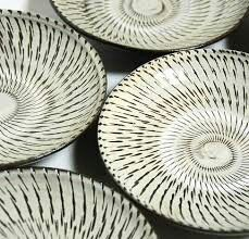 "Japanese pottery ""ONTAYAKI"""