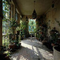 "nordicsublime:  ""Orangerie - interiorarchive.photoshelter.com  """