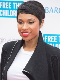 Jennifer Hudson  - Best short hairstyles