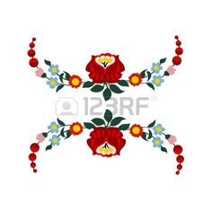 hungarian embroidery patterns Hungarian folk embroidery pattern - - Millions of Creative Stock Photos, Vectors, Videos and Music Files For Your Inspiration and Projects. Hungarian Embroidery, Folk Embroidery, Learn Embroidery, Vintage Embroidery, Mexican Embroidery, Chain Stitch Embroidery, Embroidery Stitches, Machine Embroidery, Embroidery Designs