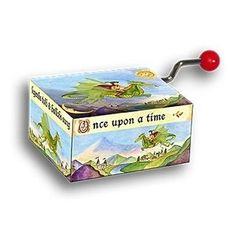 Dragon's World Merry Music Maker Tiny Music Box By Enchantmints * Be sure to check out this awesome product.