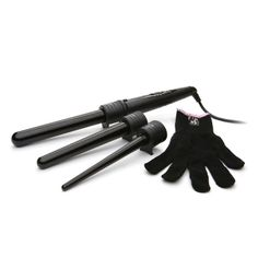HerStyler 3P Tourmaline Curling Iron, Black $149.95 | Shop for the pin-up look at Beauty.com.