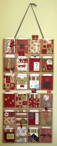 lovely advent calendar