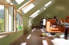 Floor Level Skylights