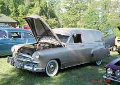 1949 Chevy Sedan delivery