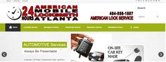 Here at Atlanta Locksmith USA, we have teams of Master Locksmiths a on call 24 hours a day, seven days a week ready to provide you, your family and employees with locksmith services for all types of safe, lock and key systems, and the latest in keyless entry for buildings or automobiles.  Full Service from American Mobile Locksmith Atlanta. When you need a Locksmith in Atlanta, look no further than American Mobile Locksmith Atlanta for professional and timely locksmith service.