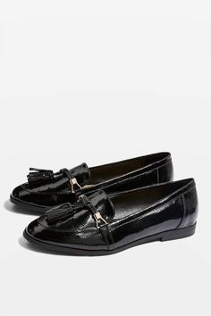 6d0e422db606 LEA Patent Loafers. Black Patent LoafersLoafers For WomenShoe SaleStrappy  SandalsLoafer ...