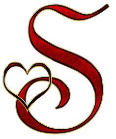 Free Image on Pixabay - Alphabet, Letter, Initial, Heart