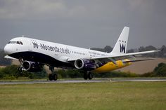 Monarch, Airbus A321-200