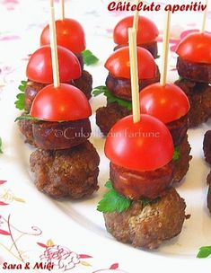 Romanian Food, Healthy Eating Recipes, International Recipes, Caramel Apples, Baked Potato, Cooking Tips, Appetizers, Vegetarian, Snacks