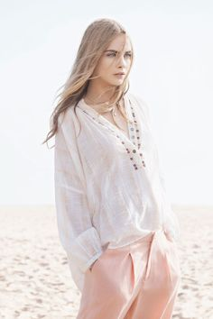 Cara Delevingne for Zara spring/summer 2013