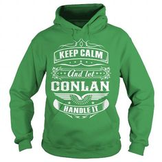 Cool CONLAN T shirts