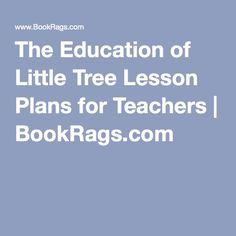the education of little tree summary