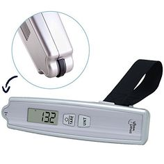 Amazon Lightning Deal 97% claimed: Smart Weigh 50kg/110lb Digital Postal Luggage Scale with Electronic Ruler #LavaHot http://www.lavahotdeals.com/us/cheap/amazon-lightning-deal-87-claimed-smart-weigh-50kg/125912