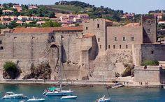 A França é campeã em ter cidades medievais.
