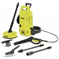 Visit The Home Depot to buy Karcher 1600 psi GPM N-cor Consumer Electric Pressure Washer Best Pressure Washer, Pressure Washers, Universal Motor, Office Gadgets, House Gadgets, Thing 1, Car Detailing, Storage Spaces, Outdoor Power Equipment