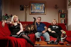 The Woerdenwebers on Gogglebox: Brexit Special