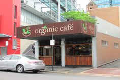 Beans and Greens Organic Cafe Ipswich