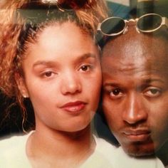 Love & Hip Hop: Atlanta: Rasheeda and Kirk back in the day... is it just me or does rasheeda resemble that frail ass waitress Kirk is hitting on?
