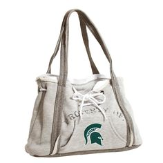 Michigan State Spartans NCAA Property Of Hoodie Purse