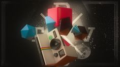 3D Design , Motion Graphics , Future Retro , 3D Art , Rene Süss , dreambeam , dreambeam.tv , Visual Art , VJ Loops