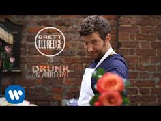 Brett Eldredge - Drunk On Your Love [Official Music Video]