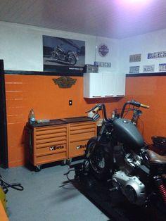 Garagem fase 1