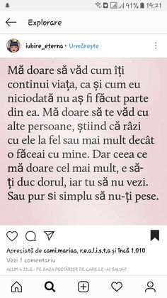 Și totuși după atâta timp...i că te caut Let Me Down, Let It Be, Words Quotes, Life Quotes, I Need Motivation, Insta Posts, Perfect Photo, Sad, Thoughts