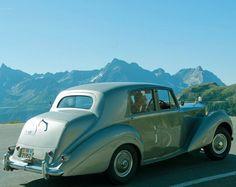 1954 Rolls-Royce Silver Dawn Countryman Saloon