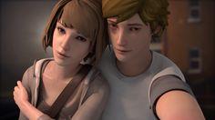 Life is Strange: Max and Warren