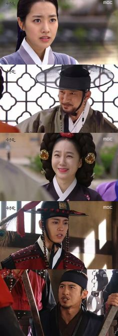 [Spoiler] Added episodes 12 and 13 captures for the #kdrama 'The Flower in Prison'