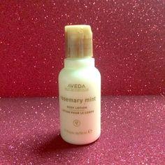 Aveda Rosemary Mint Body Lotion Aveda Rosemary Mint Body Lotion 1.7oz Travel Size! Never used Sephora Makeup