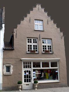 leuke 2dehandswinkel in Brugge