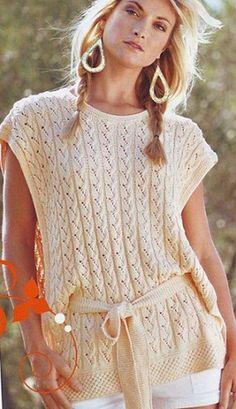westo4ka7 — «Схема. Пуловер или жилет - 1.jpg» на Яндекс.Фотках