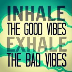 Inhala... Exhala...