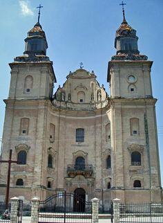St. Antony's Church, Zbarazh, Ternopil area, Ukraine