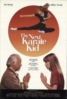 THE NEXT KARATE KID-1994 80s Movie Posters, 80s Movies, Action Movies, The Next, Karate, Spice Things Up, Vinyl Decals, Macbook Laptop, Student