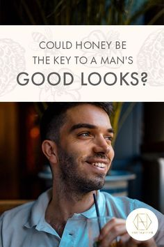 Ever asked why your man has a beautiful, clear complexion? Could he be using antimicrobial honey in his grooming routine? Honey contains fruit acids called alpha hydroxy acids, or AHAs.  AHAs have a natural exfoliating effect on the skin, helping to clear the pores of dulling dead skin cells. Discover more on the blog, and why not sign up to the newsletter for 20% off your first purchase. #honey #luxuryhoney #jarrahhoney #redgumhoney #nectahive #antimicrobialhoney #menshealth #healinghoney. Australian Honey, Best Honey, Daily Exercise Routines, Alpha Hydroxy Acid, New Skin, Skin Brightening, Skin Problems, Health And Wellbeing, Natural Skin
