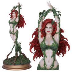 Fantasy Figure Gallery DC Comics Collection Poison Ivy Resin Statue