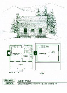 Log home floor plans oregon