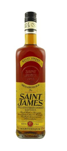 St. James Royal Amber Rhum | AstorWines.com